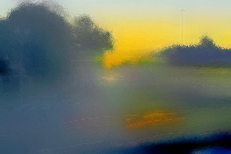 Wie im Nebel   No 14  